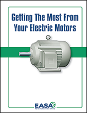 Getting The Most From Your Electric Motors